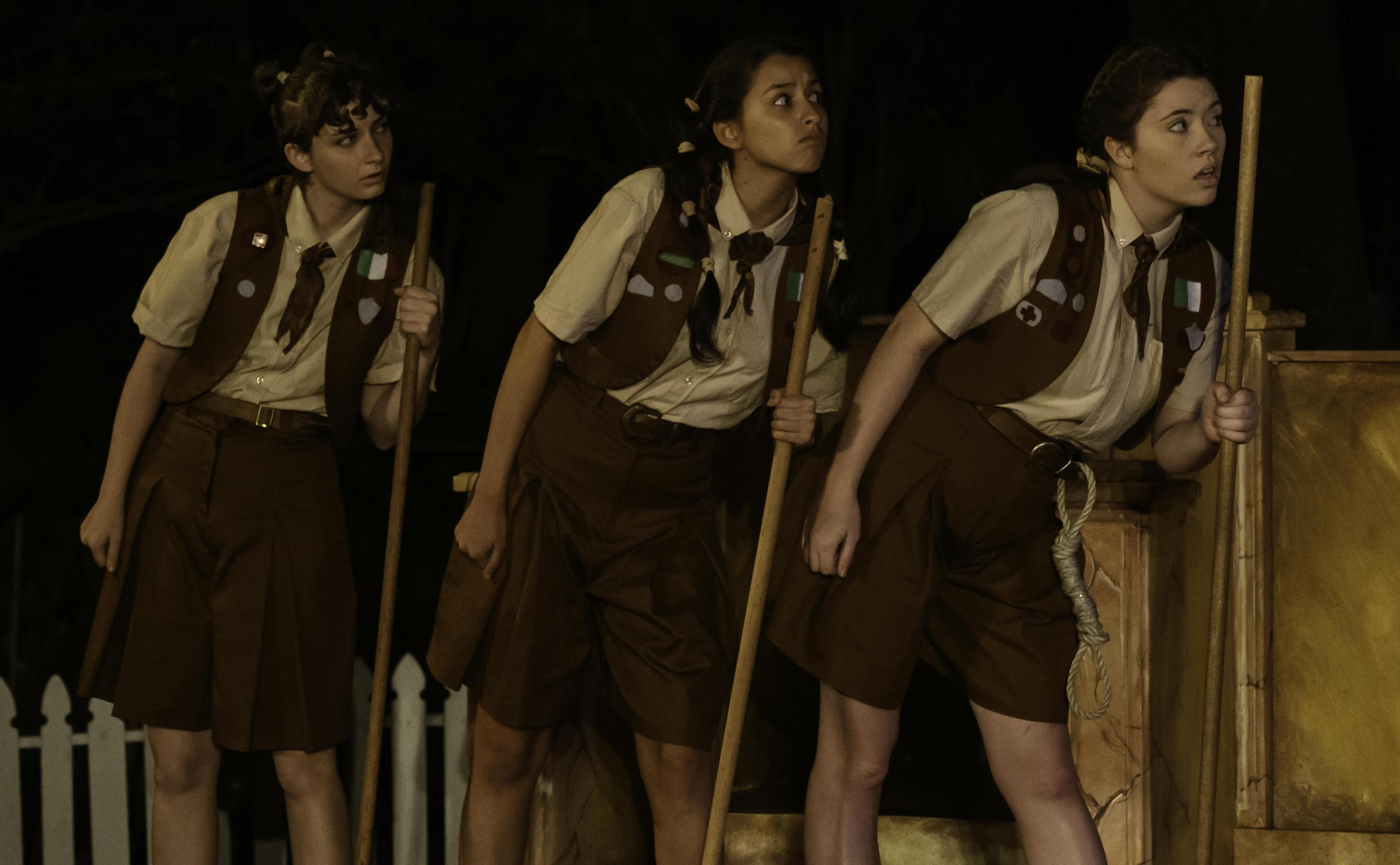 THEATER REVIEW   Six Elements Theatre gets Shakespeare
