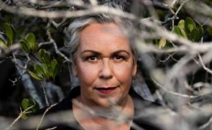 Visual artist, and writer Dr Fiona Foley. Image: UQP.
