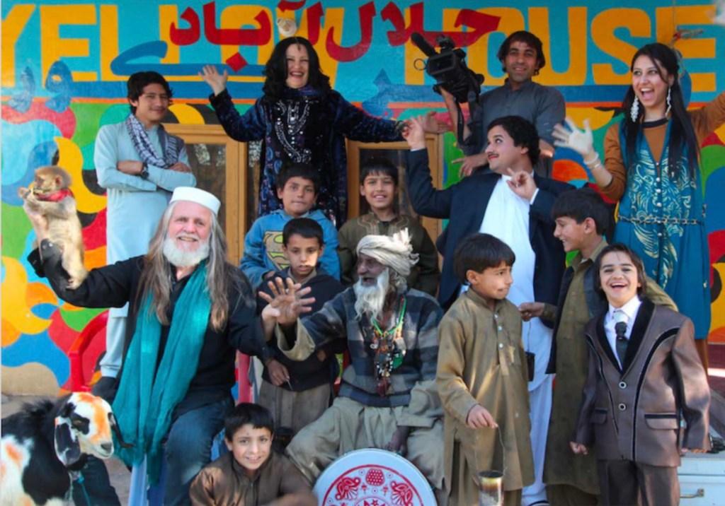 Jalalabad Yellow House