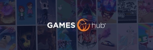 gameshub logo