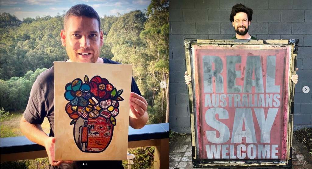 Artists raise funds for Afghanistan