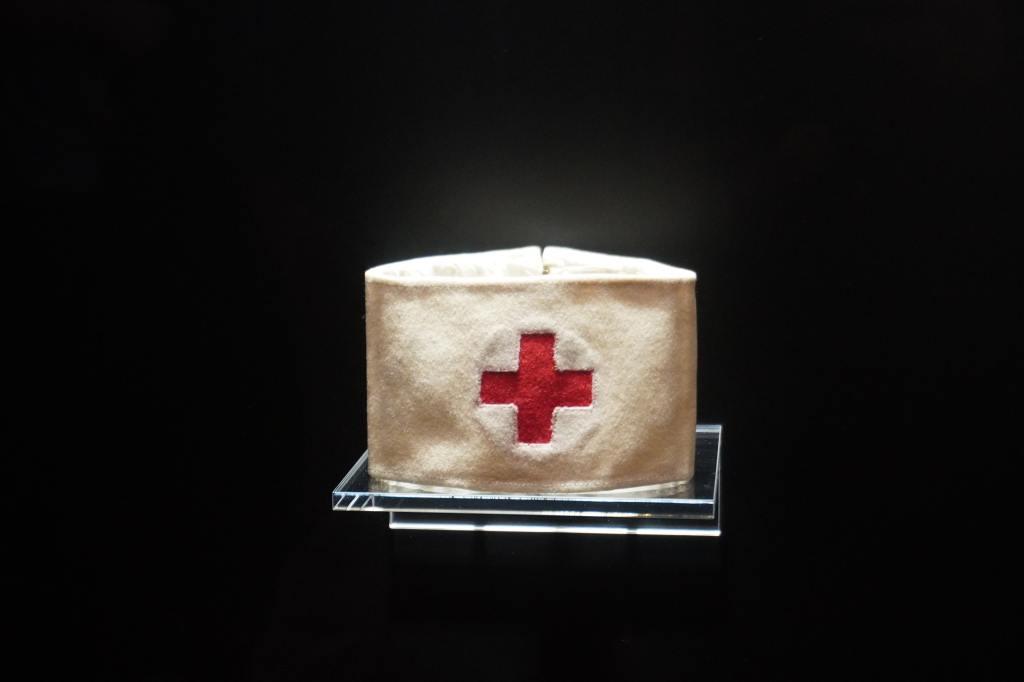 First Aid box in dark times