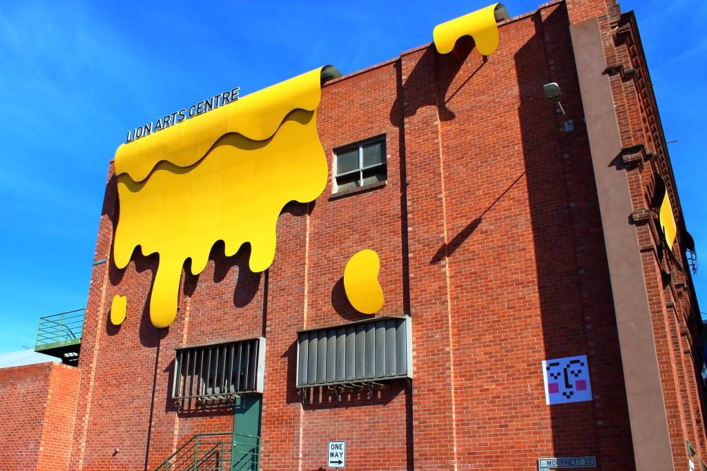 Adelaide, Australia- 2020: Lion Arts Centre in Adelaide